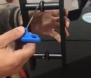 Instalação Puxadores Start-Tec