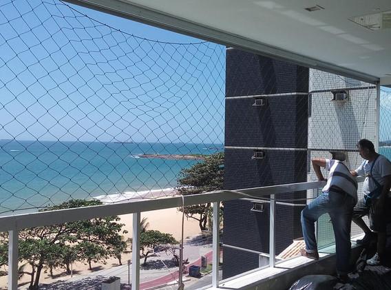 Instalação e manutenção de Fechamento de Varanda - Praia de itaparica - Vila Velha