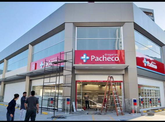 Farmácia Pacheco - Santa Lúcia