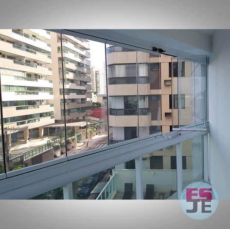 Envidraçamento de Varanda - Coqueiral de Itaparica - Vila Velha/ES