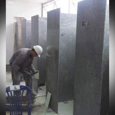 Instalação de Porta de Sanitário - Ambev - Cariacica/ES