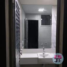 Instalação de Espelho em Santa Lúcia - Vitória/ES