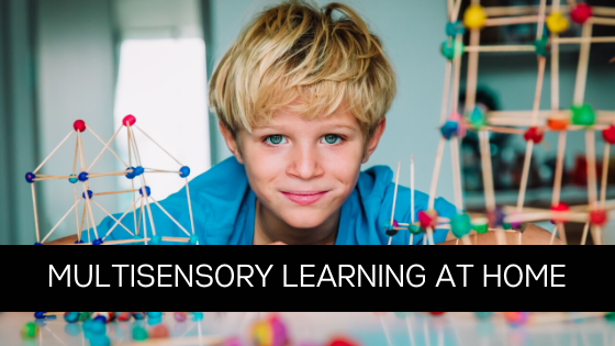 Multisensory Learning At Home