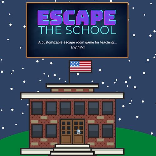 Escape the School