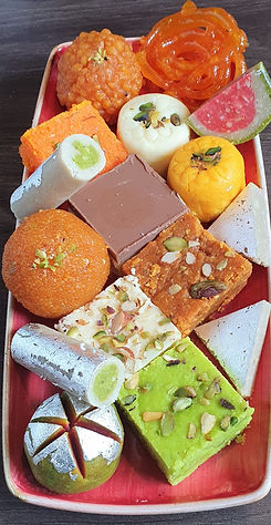 Lily's Deli Indian Sweets