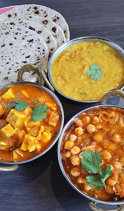 Lily's Deli Grab & Go - Curries & Dall