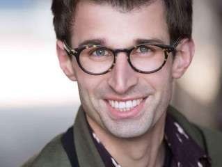 """3 Times a Charm! Brian Pelacco Takes His 3rd Turn as Motel the Taylor in """"Fiddler on the Roof&q"""