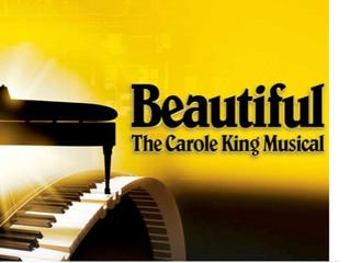 "Congratulations! Gabrielle Elisabeth in Broadway's ""Beautiful""!"