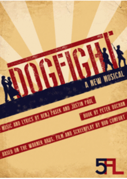 """Lynda is in 5th Floor Theatre's production of """"Dogfight"""" that will be running April 19th-April 23rd at the Hudson Guild Theatre in Chelsea. Tickets are on sale now here: http://dogfight5thfloor.bpt.me/"""