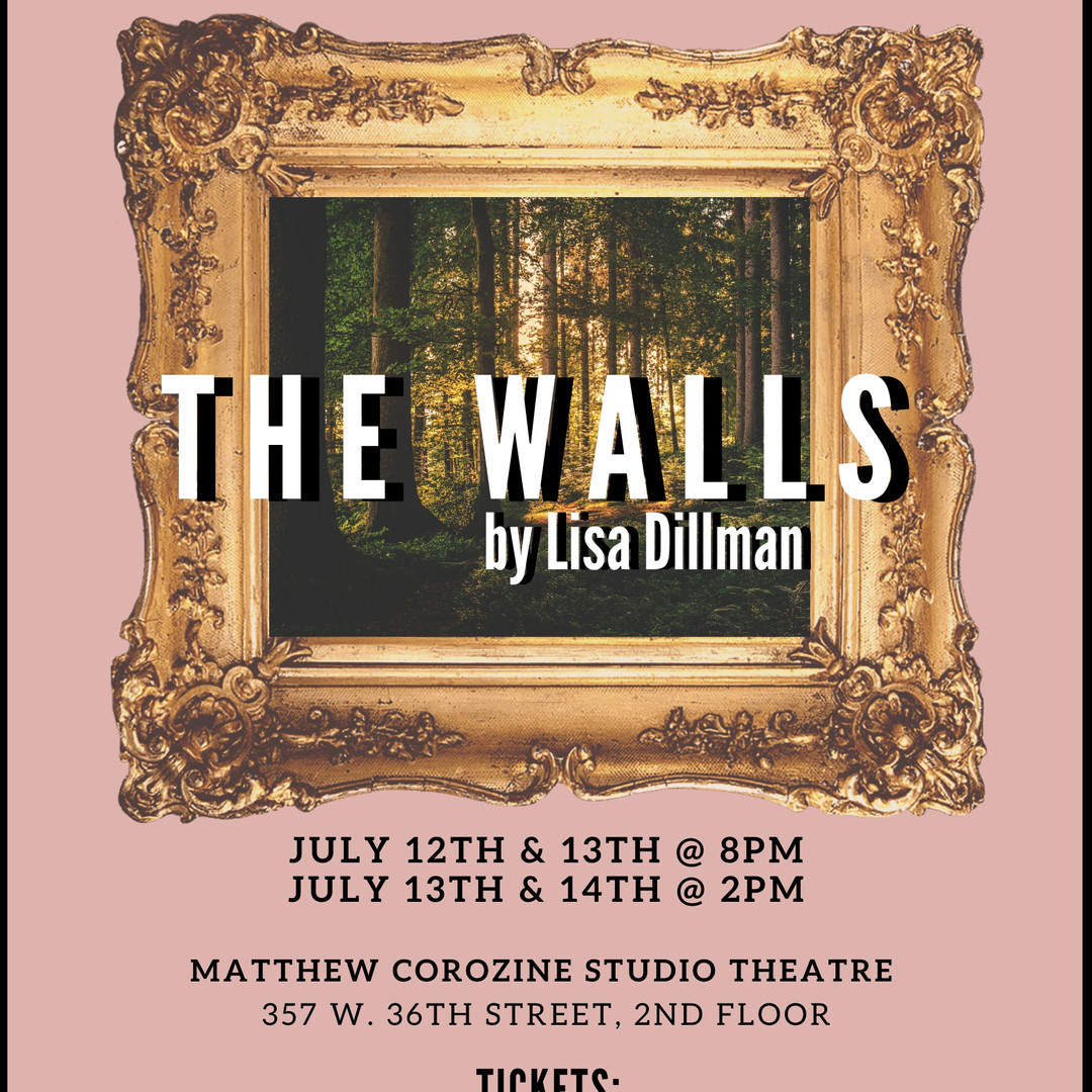 The Walls by Lisa Dillan
