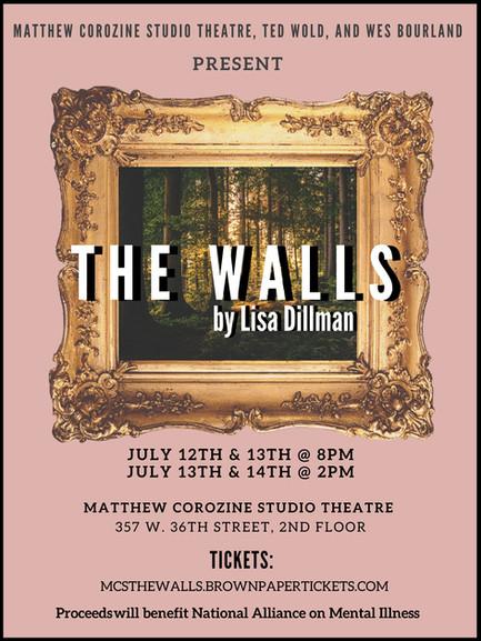 The Walls by Lisa Dillan