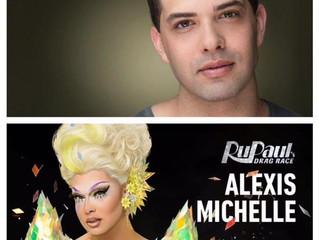 Congratulations, Alex Michaels/Alexis Michelle!
