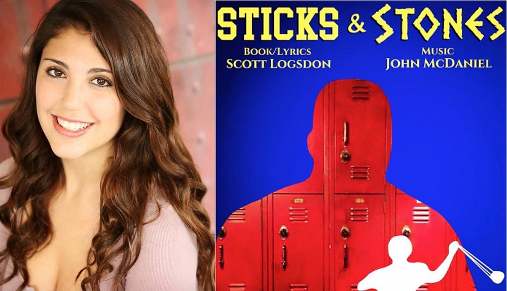 Sara Romanello in 'Sticks & Stones'