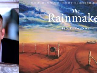 "Congratulation! Jim Chandler in ""The Rainmaker"""
