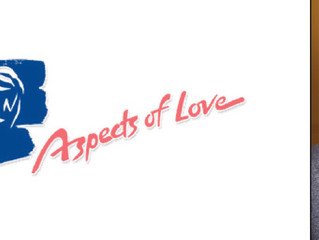 """Congratulations! James Oliver in """"Aspects of Love""""!"""