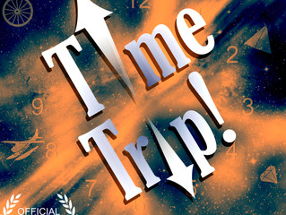 """Congratulations! Gabe Templin's """"Time Trip"""" selected to the HearNow Audio Theatre Fest"""