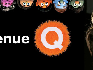 "Congratulations! Heather Brorsen returns to ""Avenue Q""!"