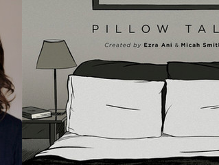 "Congratulations! Elya Yerushalmy in ""Pillow Talk"", a new webseries!"