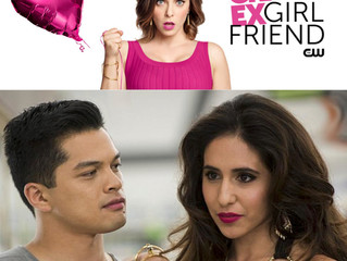 """Shout out to MCSers Gabrielle Ruiz and Vincent Rodriguez III on """"Crazy Ex-Girlfriend""""!"""