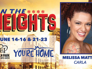 Melissa in the Heights