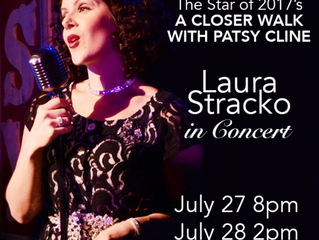 Congratulations! MCSer Laura Stracko in Concert!