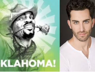"""Congratulations! Cooper Grodin in """"Oklahoma!"""""""