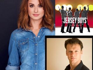 """Jersey Boys"" is back with Rachel Schur and Nicolas Dromard!"