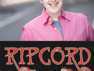 """Congratulations! Ricky DeRosa in """"Ripcord""""!"""
