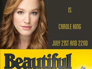 """Congratulations! Kennedy Caughell is Carole King in Broadway's """"Beautiful""""!"""