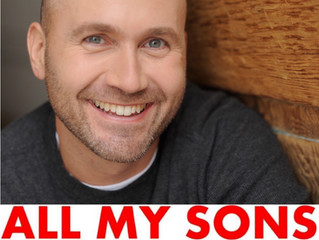 """Congratulations! J.D. Brookshire in """"All My Sons""""!"""