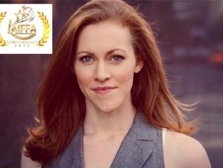 "Melanie Waldron is a semi-finalist for her film ""The Blizzard""! Congratulations!"