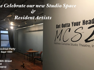 MCS2 Cocktail Party, September 10th @ 4pm!