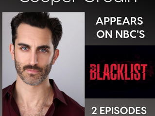 Cooper Grodin on 'The Blacklist'