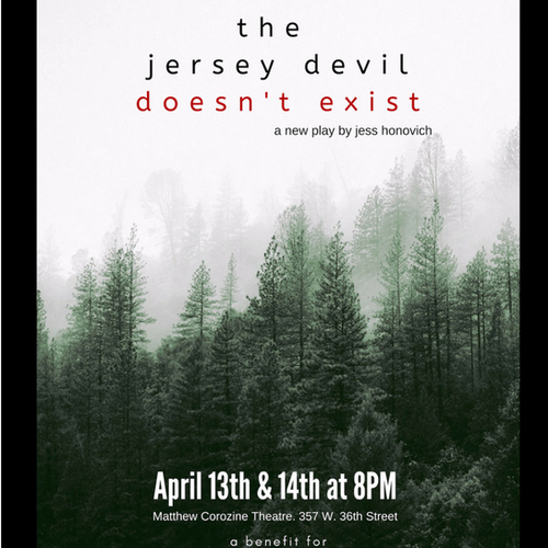 """The Shrill Collective's """"The Jersey Devil Doesn't Exist"""""""