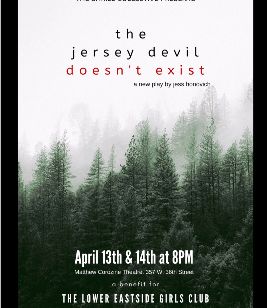 "The Shrill Collective's ""The Jersey Devil Doesn't Exist"""