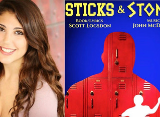 "Sara Romanello books ""Sticks & Stones"""