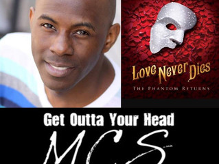 Congrats to Correy West in Love Never Dies!