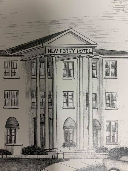 New Perry Hotel Slideshow