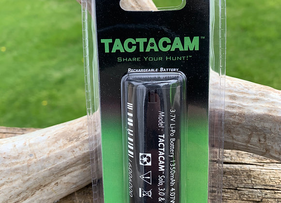 Tactacam Extra Battery