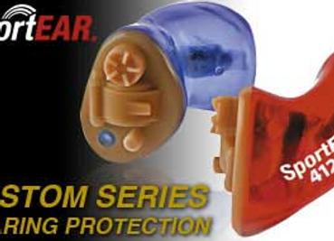 Custom Series Hearing Protection SportEar 412