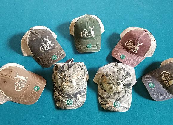 Oak Creek Legacy Hats