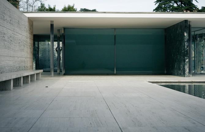 German Pavilion, Barcelona