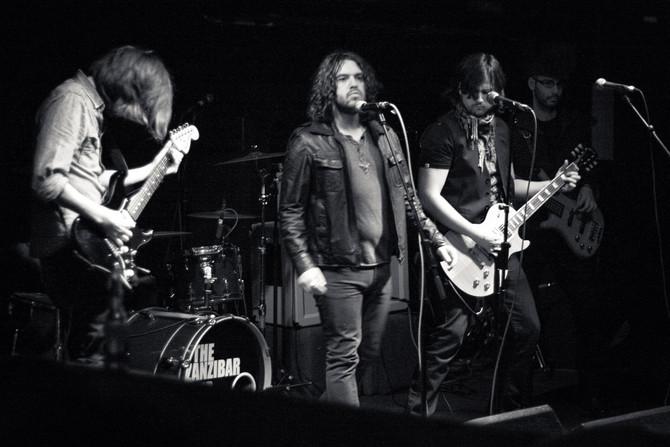 Jacobi, a classic rock band
