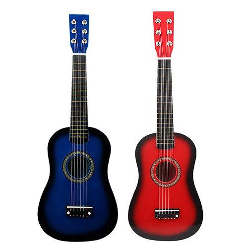 23 Inch Guitar  Folk Acoustic Guitar Music Instrument Mini Guitar for Beginners