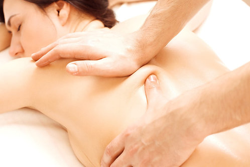 Body Massage £205 (+ £25 Guild Membership)