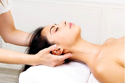 Indian Head Massage £155 (+ £25 Guild Membership)