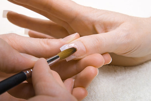 Acrylic Nail Extensions £305
