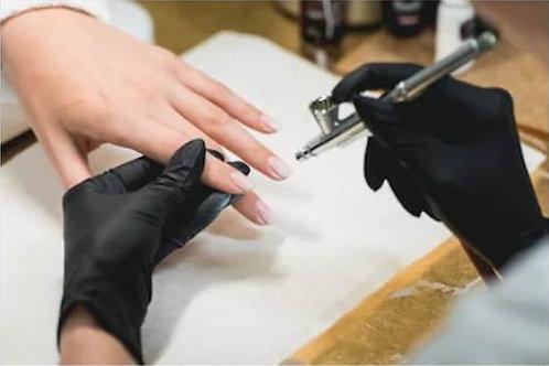 Airbrush Nails £60