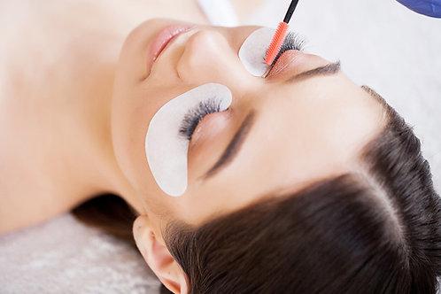 Semi Permanent Eyelash Extensions £49