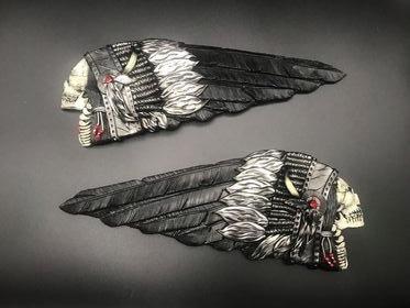 2020 Challenger Skull Emblems